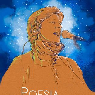 Ilustração da capa e contracapa de DVD + direção de arte e fotografia