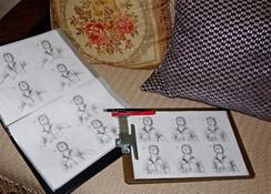 """Ilustração feita manualmente quadro a quadro para o jogo """"Withdrawn"""" (a ser lançado em breve)."""