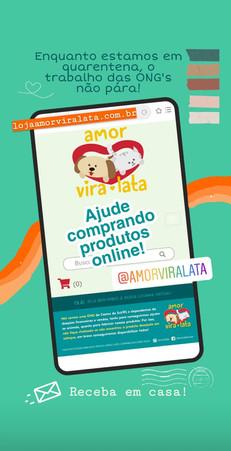 Lojinha online - stories