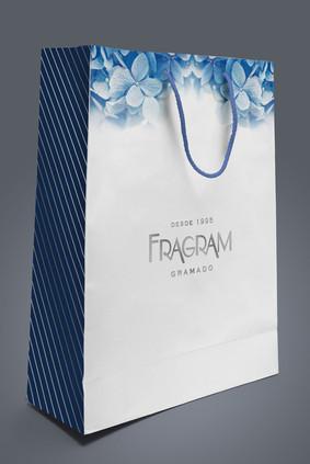 Simulação de sacola de compras - em andamento