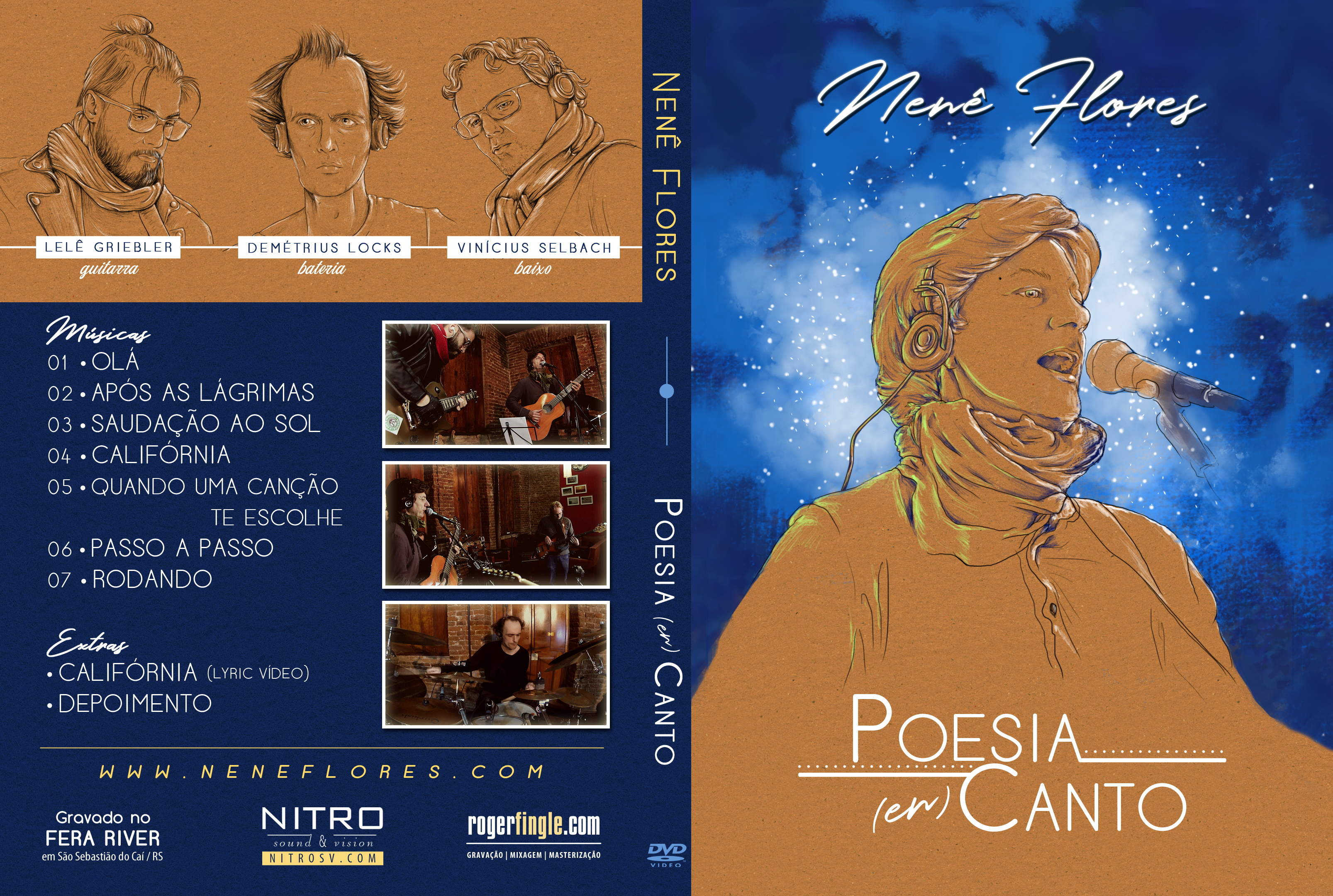 DVD Artwork