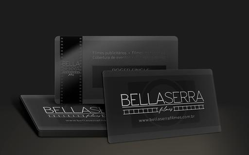 Identidade visual, logotipo e cartão de visita