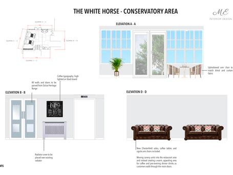 Conservatory Area