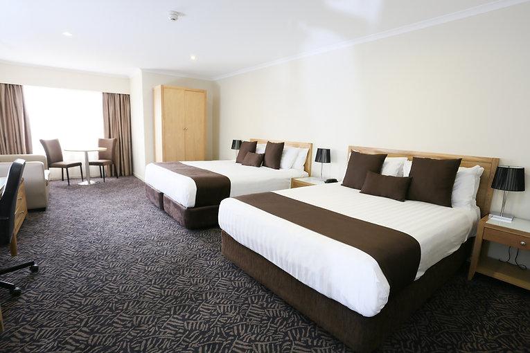 Albury Wodonga Accommodation Deluxe Twin