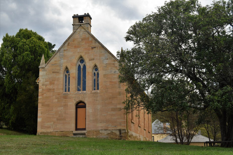 Australia. New South Wales. Hartley Hist