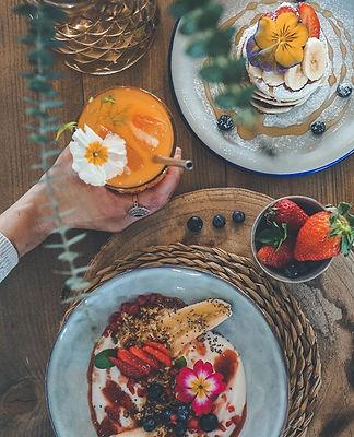Desayunos de Wild. 💚 〰️ Wild Breakfas