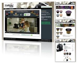Caffitaly Australia Website