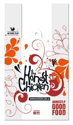 The Honest Chicken - Bag Design