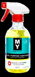 MYH Dual Purpose Sanitiser
