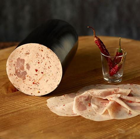 Chilli Turkey Roll