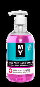 MYH Alcohol Free Hand Sanitiser