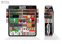 Caffitaly - Woolworths Pitch Capsule Display