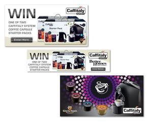 Caffitaly Australia Web banners