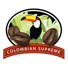 Cafe Palazzo - Colombian Supreme Icon