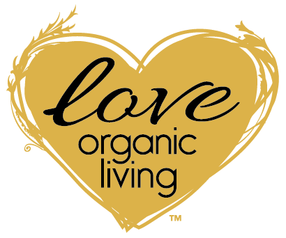 Love Organic Living Logo