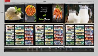 Mint Fresh - Fridge Bulkhead Designs