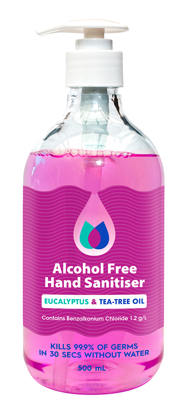 Pink_Clear_AlcFree_Handsanitiser_Bottle_