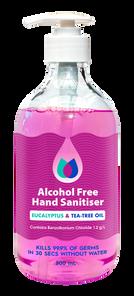 Clean Plus Alcohol Free Handsanitiser