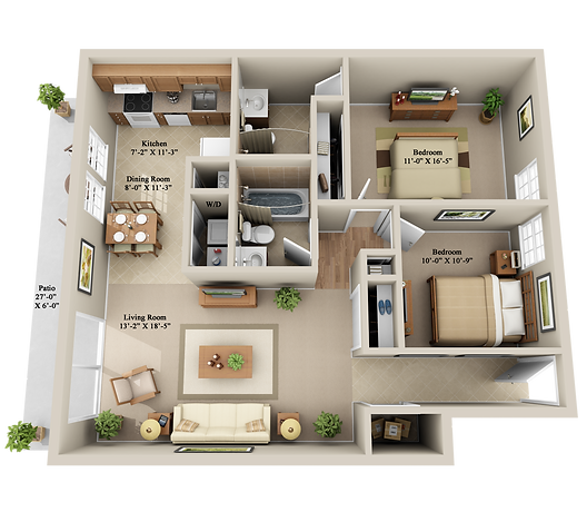x2 BEDROOM 2 BATHROOM GROUND FLOOR.png