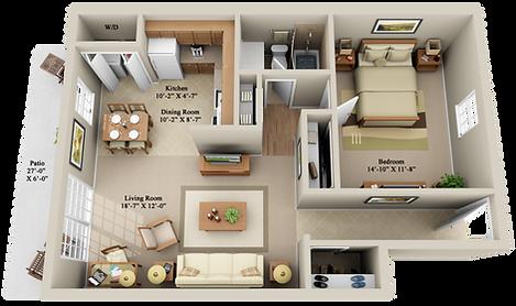 x1 BEDROOM GROUND FLOOR.png