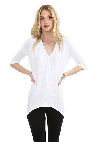 Bobi High-Low Tunic