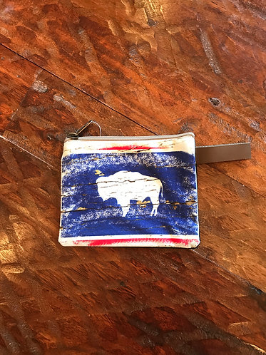 Buffalo Coin Purse