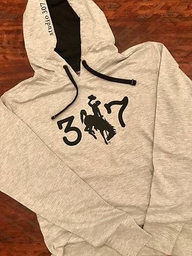 SB Athletic Grey Hoodie
