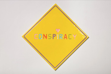 Road Sign (Conspiracy), 2007