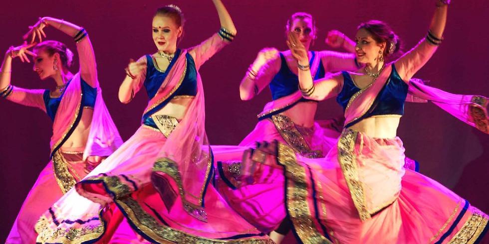Bollywooddans på Lilla Filmfestivalen