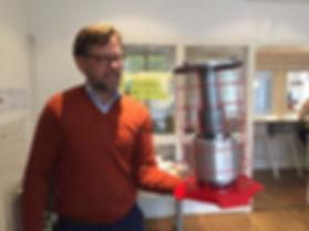 Johan Lundgren Zstove Zenit Design Malmö