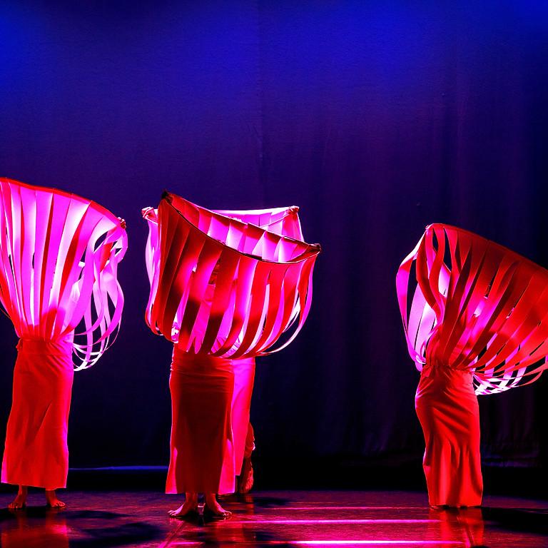 Shakti - dans performance på 3e Våningen