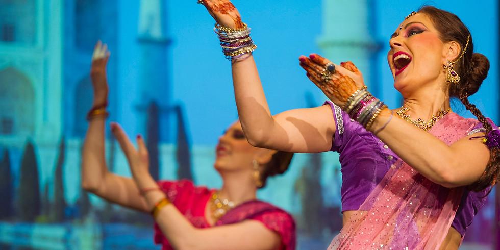 Prova på gratis Bollywood & Odissi