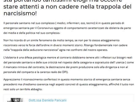 Dott.ssa Daniela Pancani