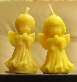 天使のキャンドル