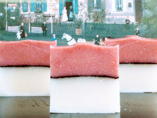 マリーゴールドシアバター石鹸講座