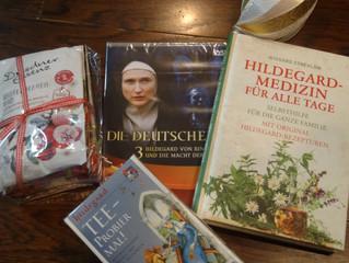 植物療法の先駆者Hildegard von Bingen