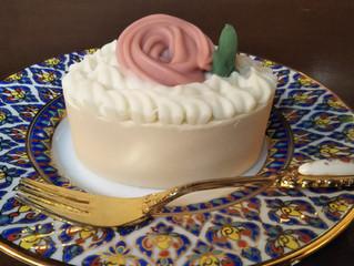 クリスマスケーキ石鹸