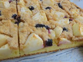 Streuselkuchen ~ドイツの代表的ケーキ~