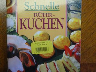 ドイツ風リンゴケーキ(レシピ付き)