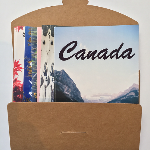 Canadian Collection Pack