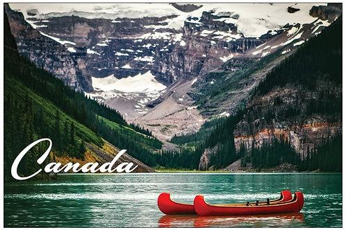 Canada - Canoe