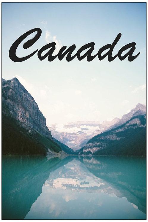 Canada - Mountain Lake