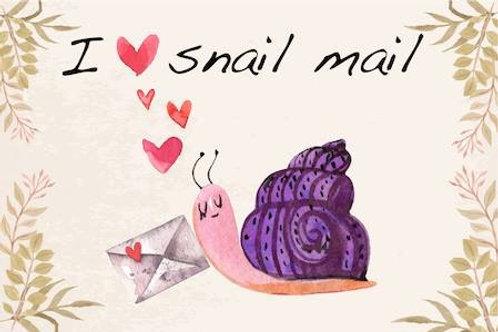 I Love Snail Mail