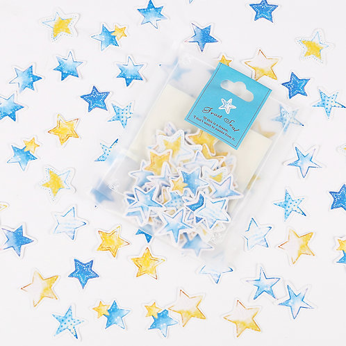 Simply Stars Stickers