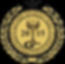 Золотая медаль победителя финала, конкурс Гемма, награда лауреата, лучшие товары и услуги 2015, победителю в финале международного конкурса Гемма, Красная ворона представила УрФО в финале, медаль художественной студии Красная ворона, лучшая изо-студия