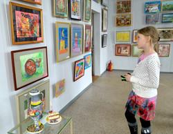 Вдохновляемся юными художниками