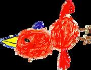арт-студия, логотип, детский рисунок летящей вороны, желтый клюв, синий хохолок, вытянутые лапы, художественная студия, курсы изо, обучение рисованию, художественная школа, развитие детей, занятия для взрослых, творческие занятия, уроки рисования
