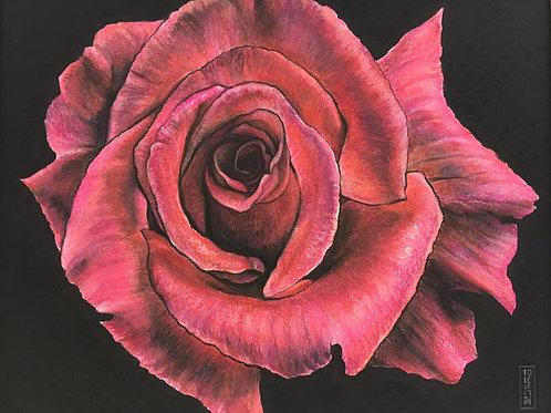 flower print series