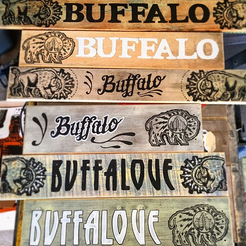 Hand Crafted Pallet Signs