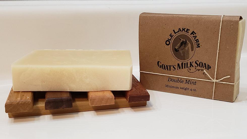 Doublemint Goat's Milk Soap